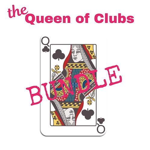 Queen of Clubs Bundle
