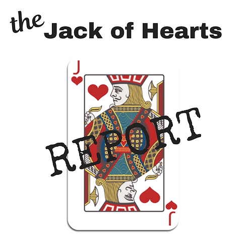 Jack of Hearts Report