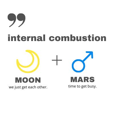 Moon Mars Comic Connection