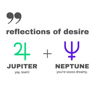 Jupiter Neptune Comic Connection