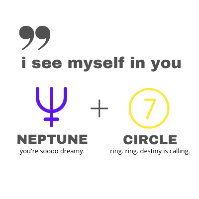 Neptune Circle of Seven Comic Connection