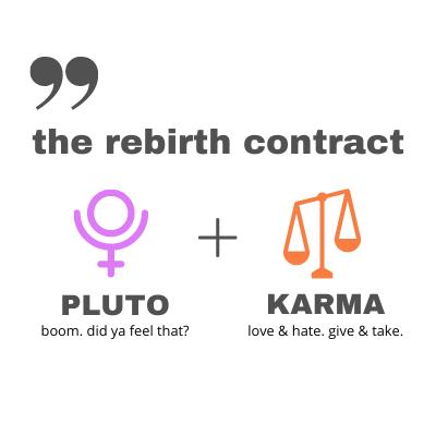 Pluto Karma Comic Connection