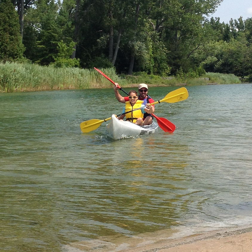 Kayak/Canoe River Adventure