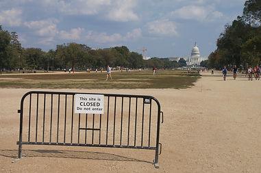 National_Mall_During_Government_Shutdown