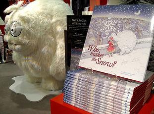 Who Makes the Snow (Pentagram UK) / Yeti development (Stefan Bucher LA)