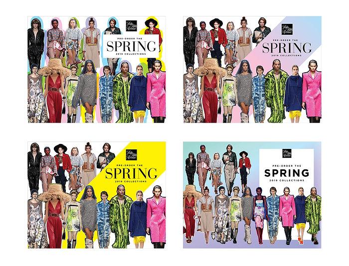 saks spring 2019 preorder