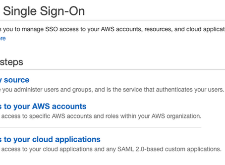 TravelPerk & AWS Single Sign On (SSO)