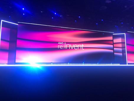 AWS re:Invent 2019 - service updates