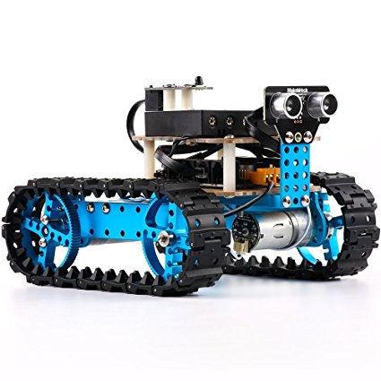 Intermediate Robotics (Ages 9-11)