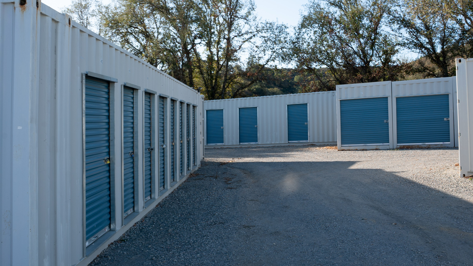Multiple Storage Units at Payless Storage Cloverdale