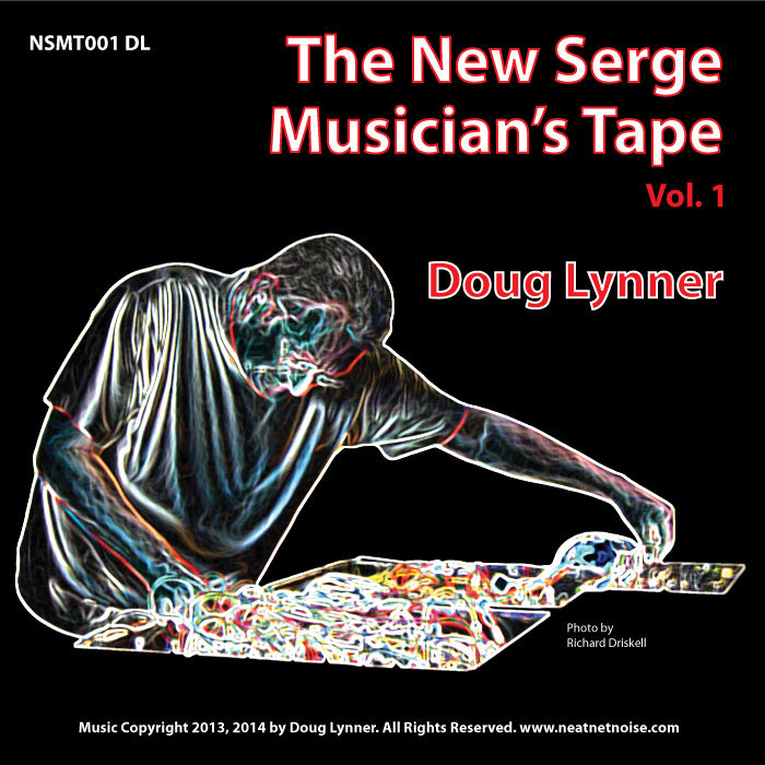 New Serge Musician's Tape