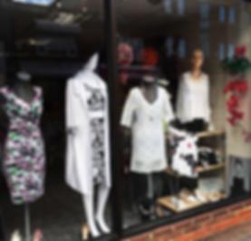 Designer Exchange Camberley Shop Window