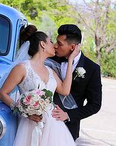 Lemas Couple Blue Truck.jpg