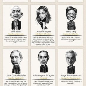 100 Brilliant Business Minds