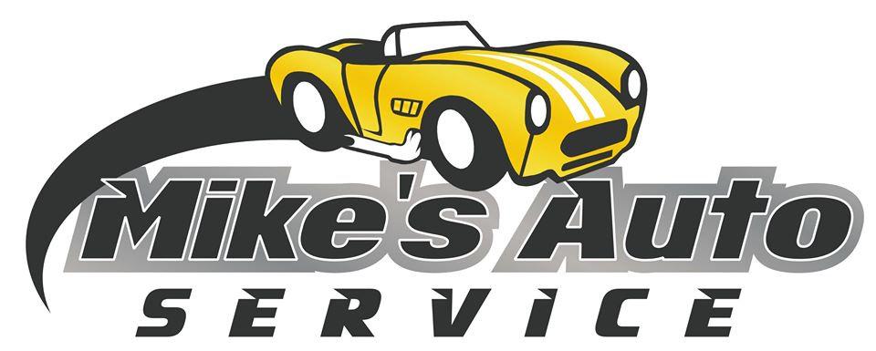 Mikes Auto Service Logo