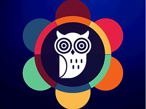LOGO COLOR WHEEL NIGHT OWL WEBSITES
