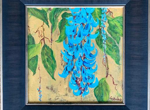 Blue Jade Blooms