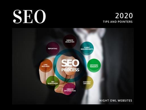 SEO Expert Secrets for 2020