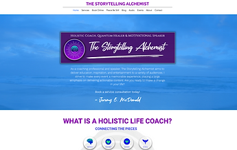 Storytelling Alchemist Home Page