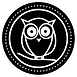 LOGO NIGHT OWL BLACK AND WHITE ROUND.png