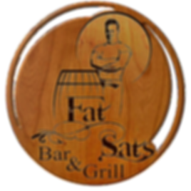 Fat Sat's Bar and Grill logo