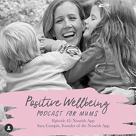 Positive Wellbeing Podcast