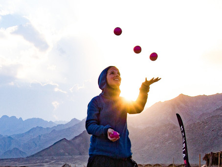 Juggling Hot Potatoes