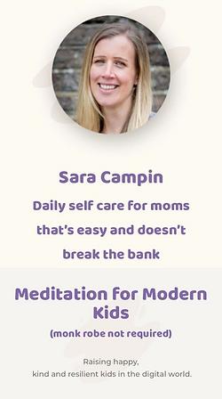 Mediation for Modern Kids website
