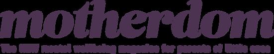 Motherdom magazine website