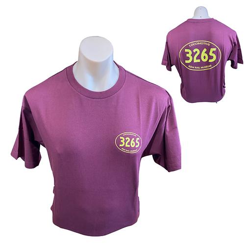 Locomotive 3265 Adult Shirt