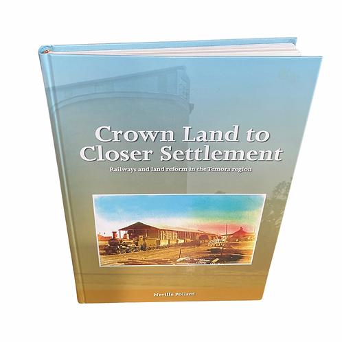 Crown land closer to settlement