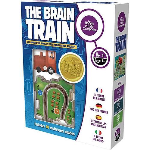 The Brain Train - Puzzle