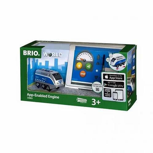 BRIO B/O - App-Enabled Engine with Control