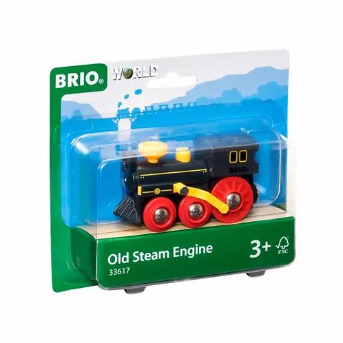 BRIO Train - Old Steam Engine
