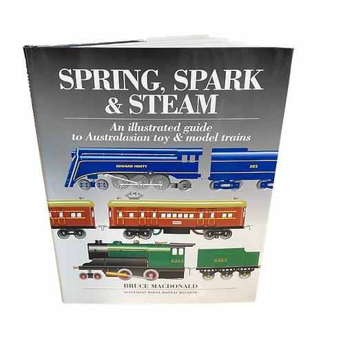 Spring, Spark & Steam