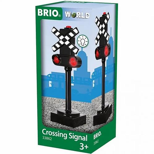 BRIO Tracks - Crossing Signal