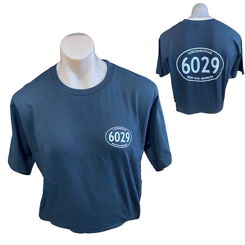 Locomotive 6029 Adult Shirt
