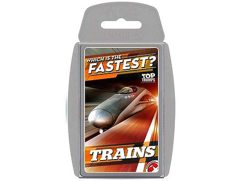 Top Trumps - Fastest Trains