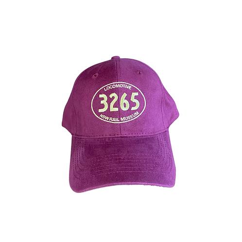 Locomotive 3265 Cap