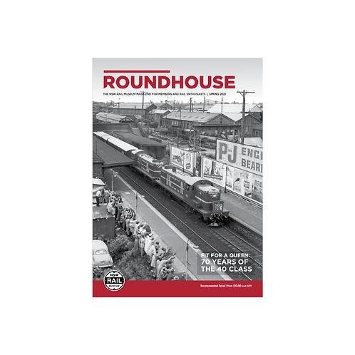 Roundhouse Magazine: Spring 2021