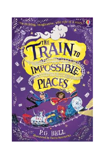 The train to impossible places (Hard Cover)