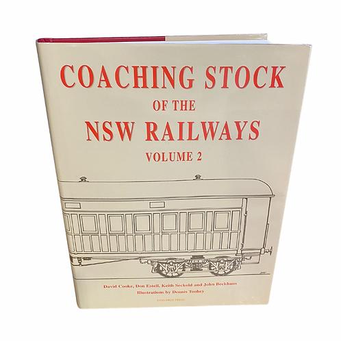 Coaching stock of the NSW Railways - Volume 2