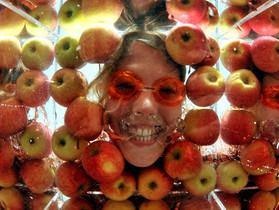 Bobbing For Apples!