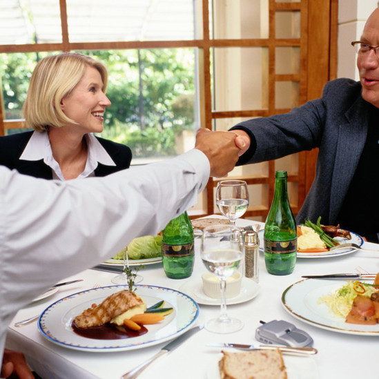 Promote Your Business Luncheon 10/01