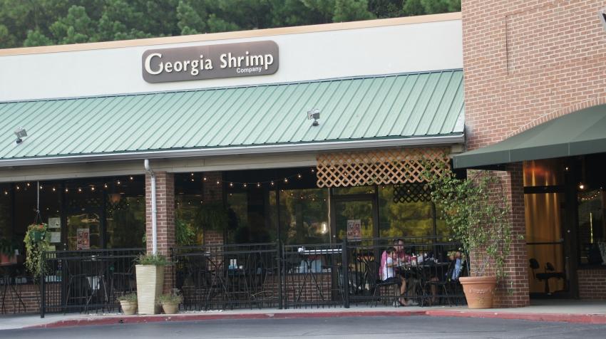 Georgia Shrimp