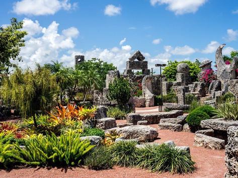 O misterioso Castelo Coral