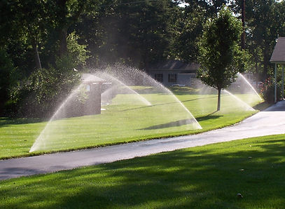 properly designed, least maintenance, lowest cost, longest lasting, and most water conserving, irrigation systems