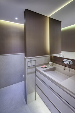 AC misafir wc