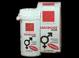 Amorous Plus website.png
