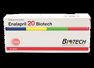 Enalapril 20 Biotech Website.png